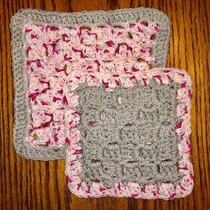 💗Handmade Crochet Cloths